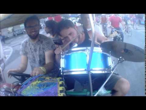 BARABBA live band su risciò