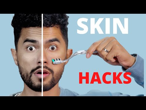 6 Skin Hacks That Will Make Your Skin Look PERFECT
