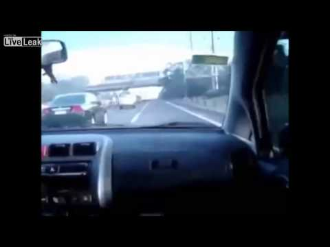 Racing on South Luzon Expressway