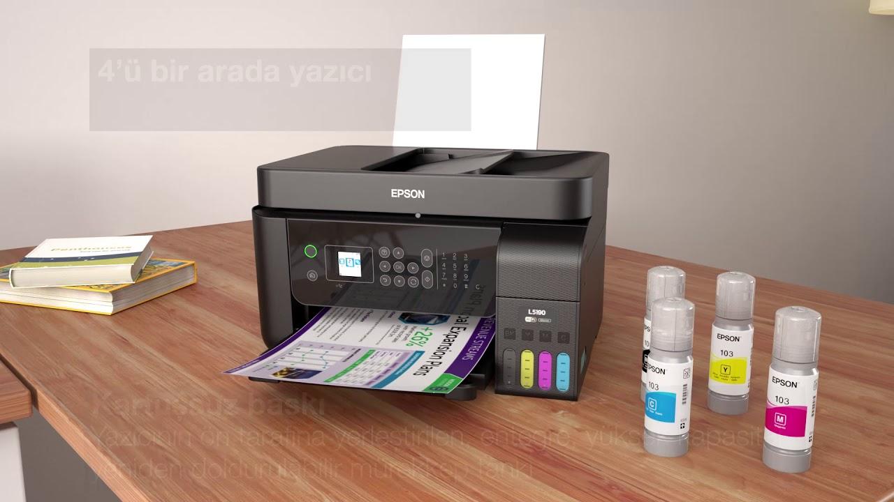 Epson L5190 Yazıcı