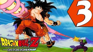 """The End Of Raditz"" Vegeta Plays Dragon Ball Z: Kakarot - Part 3"