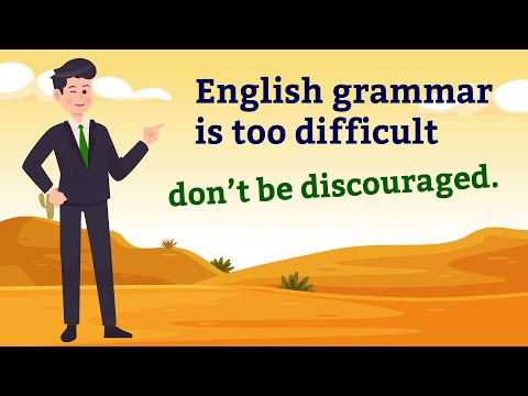 How to learn English grammar effectively