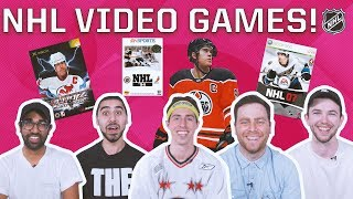 CAN YOU PASS THIS NHL VIDEO GAME QUIZ?