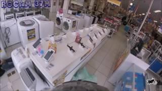 ROCAM - Assalto a loja CASAS BAHIA