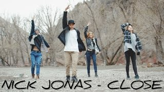 Close - Nick Jonas Feat. Tove Lo | Choreography by @jaypickettdance - 4K
