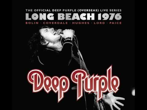 Deep Purple - Live At Long Beach 1976 (Full Album)