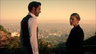 Lucifer and Chloe got a fight - Lucifer S03E10