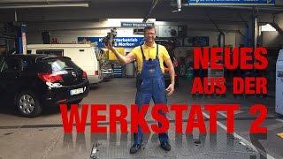 Die Autodoktoren - Neues aus der Werkstatt #2 - Volvo V70 / Audi A5 / Opel Astra / Chevrolet Captiva