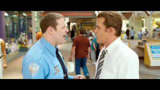SHOPPING-CENTER KING (Observe and Report) offizieller Trailer deutsch Onlinefassung