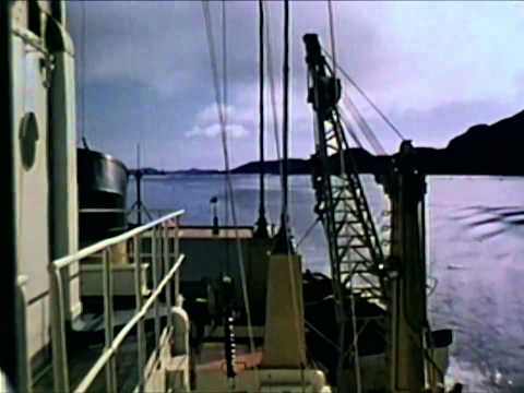 MSTS Arctic Shipping Operations - 1950 to 1957 United States Navy Educational Documentary