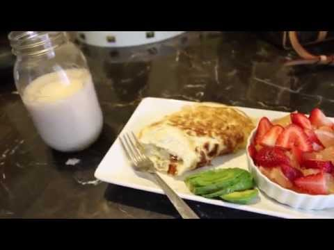 Healthy Food Diary: Build Muscle & Lose Weight