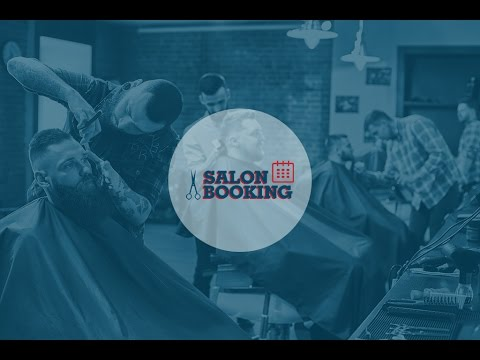 Salon Booking system - calendar daily view