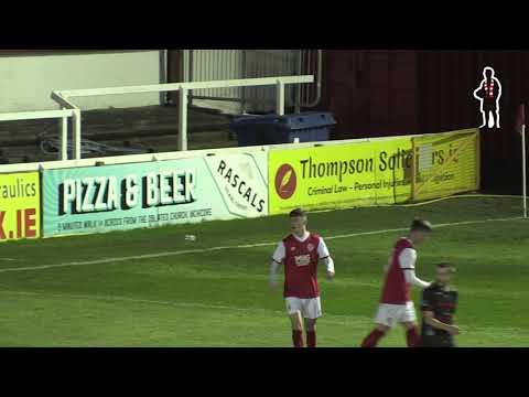 Goal: Ben McCormack (vs Wexford FC 26/02/2021)