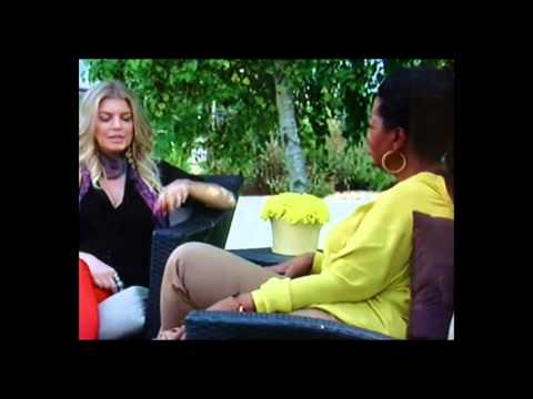 Oprah's Next Chapter with Fergie from the Black Eyed Peas - Video Blog