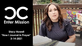 Stacy Howell I Enter the Mission I City Church
