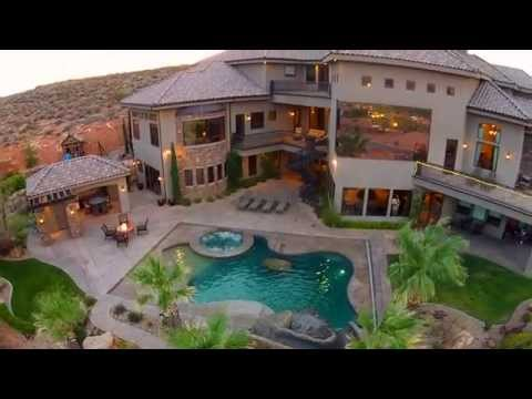 Fantasia: St. George, Utah Ultra Luxury Home Short