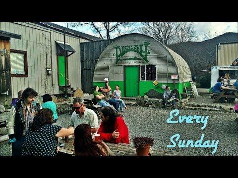 Sunday Jam @ Pisgah Brewing Co. 7-29-2018