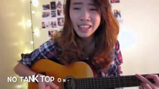 Girl xinh - Sugar  acoustic guitar