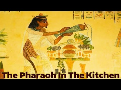 The Pharaoh In The Kitchen (Vegan Ravioli)