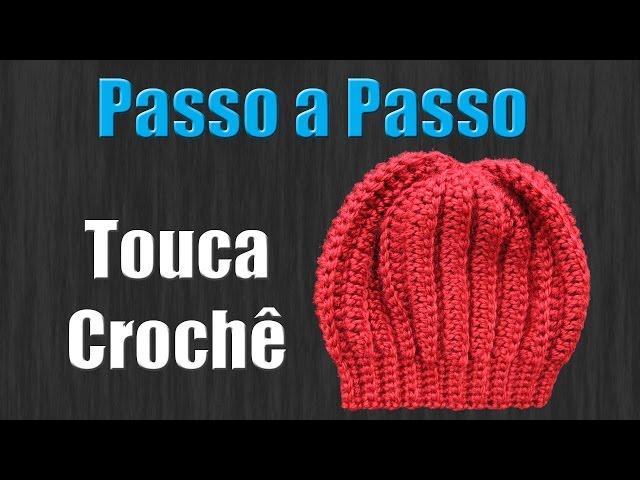 Maravilhoso Croche Trico Touca Yasmin Em Trico - Melstephens 5e036ccd254