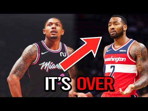 John Wall is DEMANDING A Trade Away From Bradley Beal & The Washington Wizards! Westbrook Swap?