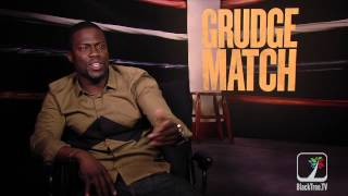"Kevin Hart talks about a ""new Kings of Comedy starring....?"""
