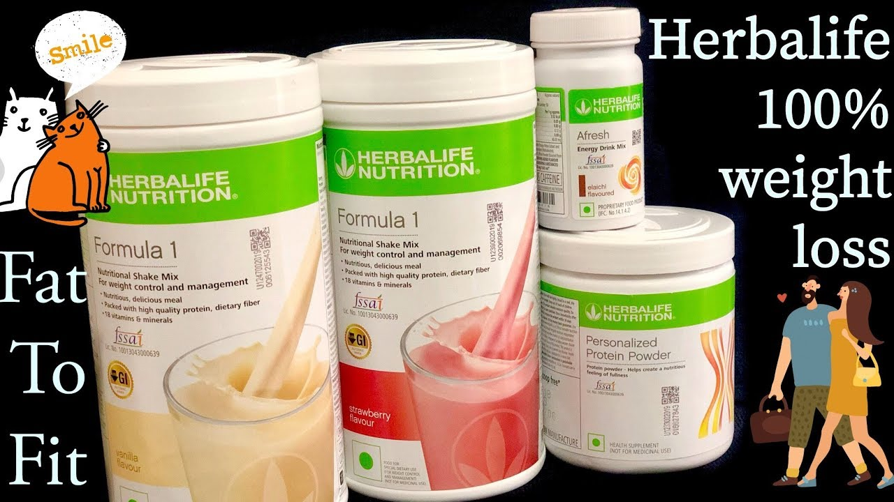 Herbalife Weight Loss Diet Plan Basic Program