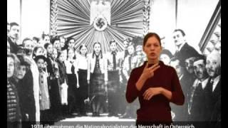 """Trailer zur DVD """"Gehörlose ÖsterreicherInnen im Nationalsozialismus"""""""
