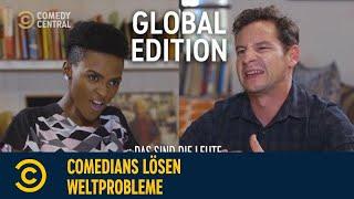 Comedians Lösen Weltprobleme – Beleidigungskultur