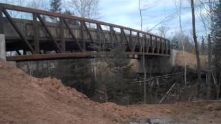 Frog Creek Atv Bridge Is Finished