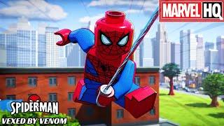 LEGO Marvel Spider-Man: Vexed By Venom | EPISODIO COMPLETO | Marvel HQ España