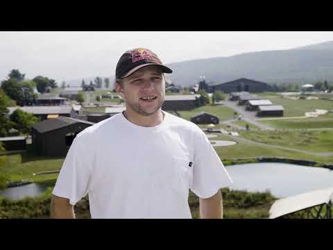 Jamie Foy at Woodward PA - 2021 Skate VIP