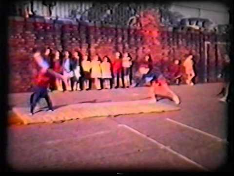Mersey Park Primary School 1953/4 ish  Video 2