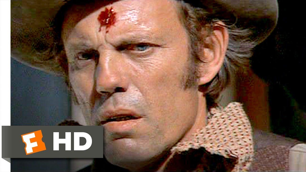 High Plains Drifter 18 Movie Clip A Shave And A Shootout 1973