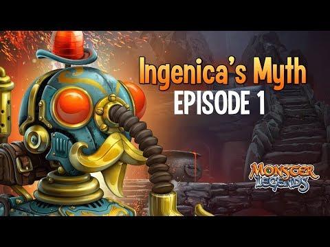 Ingenica's Myth Episode 1