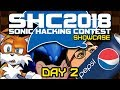 Johnny vs. Sonic Hacking Contest 2018 (Day 2)