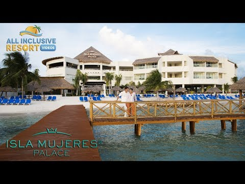 Isla Mujeres Palace All-Inclusive Adults-Only Resort