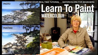 Learn to Paint! Watercolour
