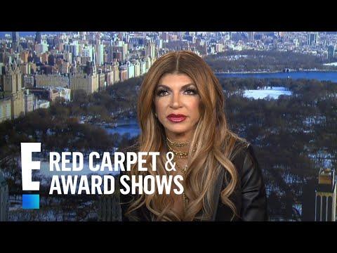 "Teresa Giudice Says Caroline Manzo Is a ""Money Hungry Bitch""   E! Red Carpet & Award Shows"