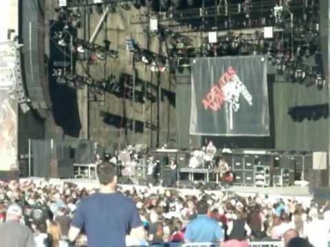 rockstar uproar tour to utah 2012 video 1