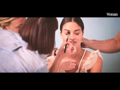 Shanina Shaik Emirates Woman Fashion Shoot In Dubai