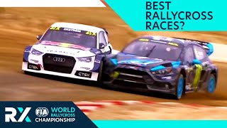 BEST EVER RACES! | Part 2 | World Rallycross