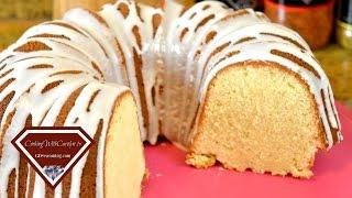 Southern Seven Flavor Pound Cake Recipe & Southern Seven Flavor CREAM CHEESE Pound Cake |2 Recipes