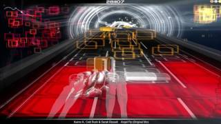 Cold Rush, Kaimo K & Sarah Russell - Angel Fly (Original Mix) (Audiosurf) - Pointman Elite