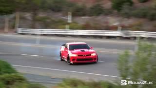 Z28 drifting Offramp