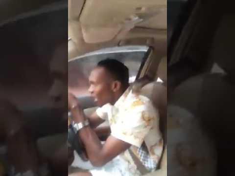 HANSON BALIRUNO IN THE CAR