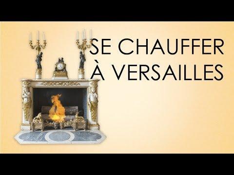 Étonnant Versailles : se chauffer, mission impossible ?