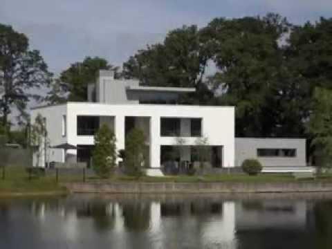 Moderne villa het fundament architectuur youtube for Moderne villa architectuur
