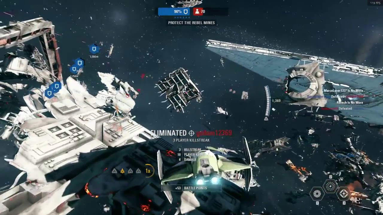 yodas jedi interceptor starfighter assault gameplay star wars