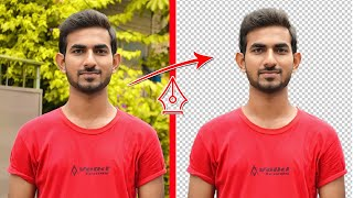 Photoshop Cut Out an Image Using Pen Tool Photoshop Tutorial